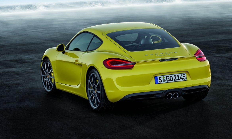 Porsche lance la Cayman ultime