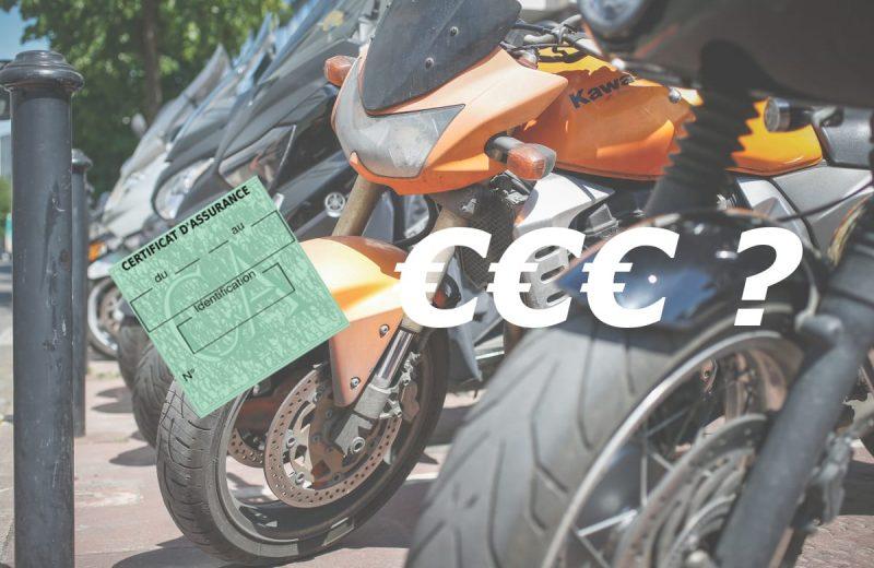 Quelle est le prix moyen d'une assurance pour une moto 125 ?