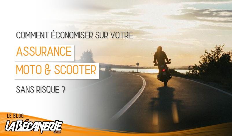 Comment faire des économies sur son assurance moto ?
