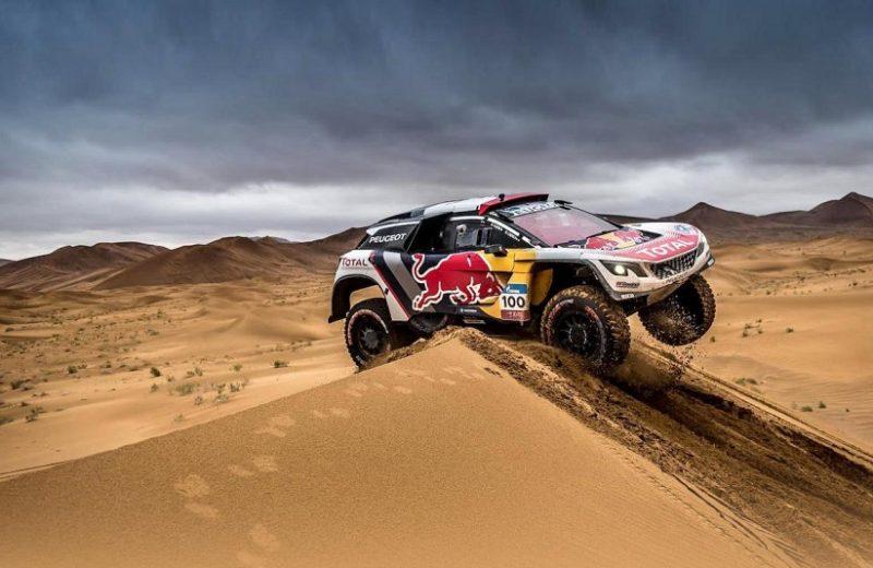 Dakar : Peugeot, le dernier coup de griffe