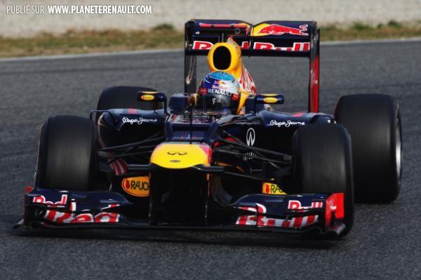 Vettel s'impose à Suzuka