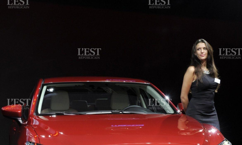 Salon de l'auto de Paris – mondial de l'automobile 2012