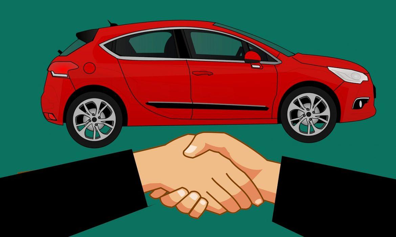 Les choses à faire lors de la cession d'une voiture