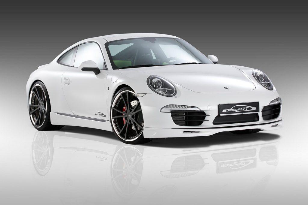 Présentation de la nouvelle Porsche 911 GTS