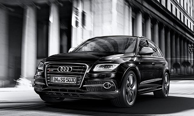 Audi SQ5 TDI : premier SUV badgé « S »