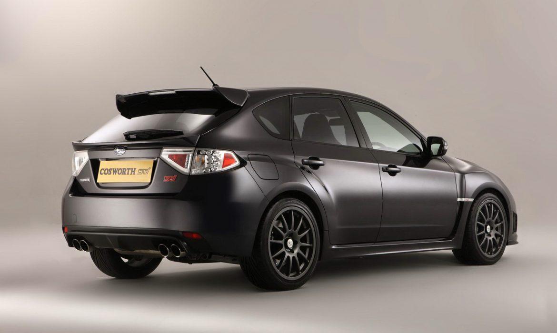La nouvelle Subaru Impreza
