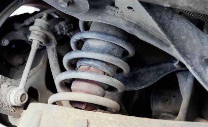 Quand changer les suspensions de sa voiture ?