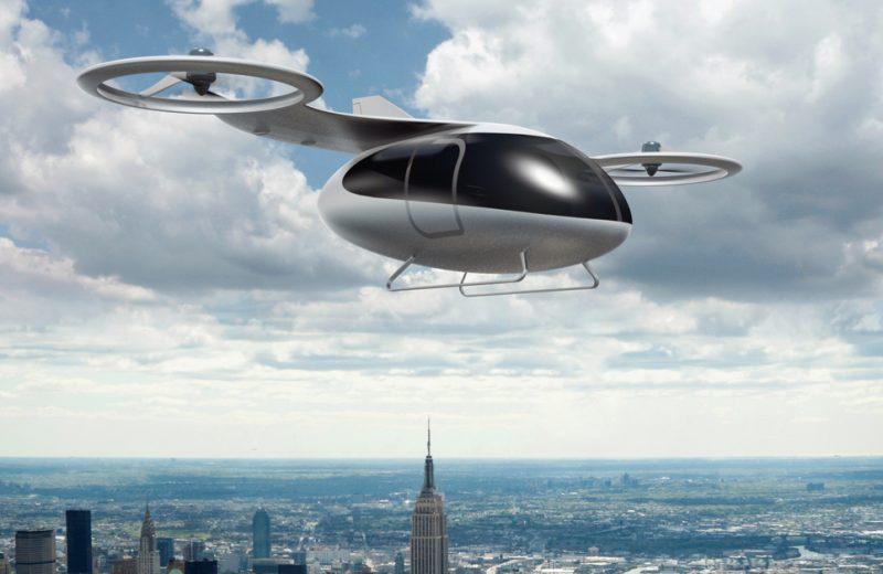 La France se prépare à recevoir des taxis volants pour les J.O de 2024