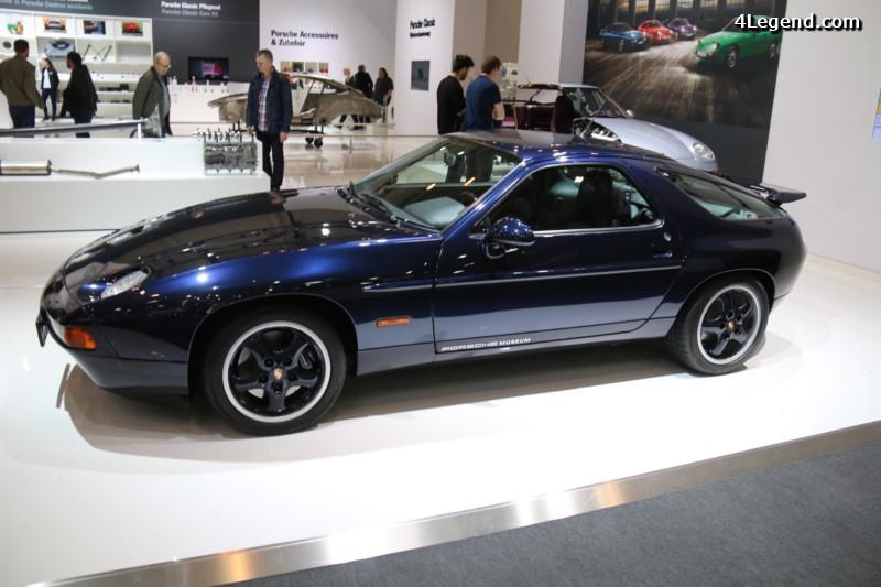 Le Coupé 911 T au Musée Porsche
