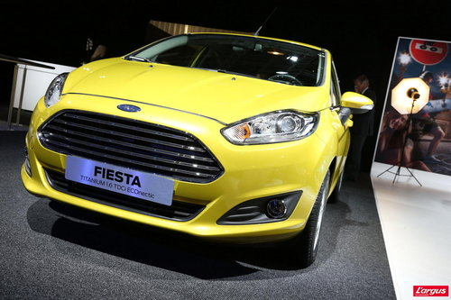 Photo espion de la nouvelle Ford Mondeo