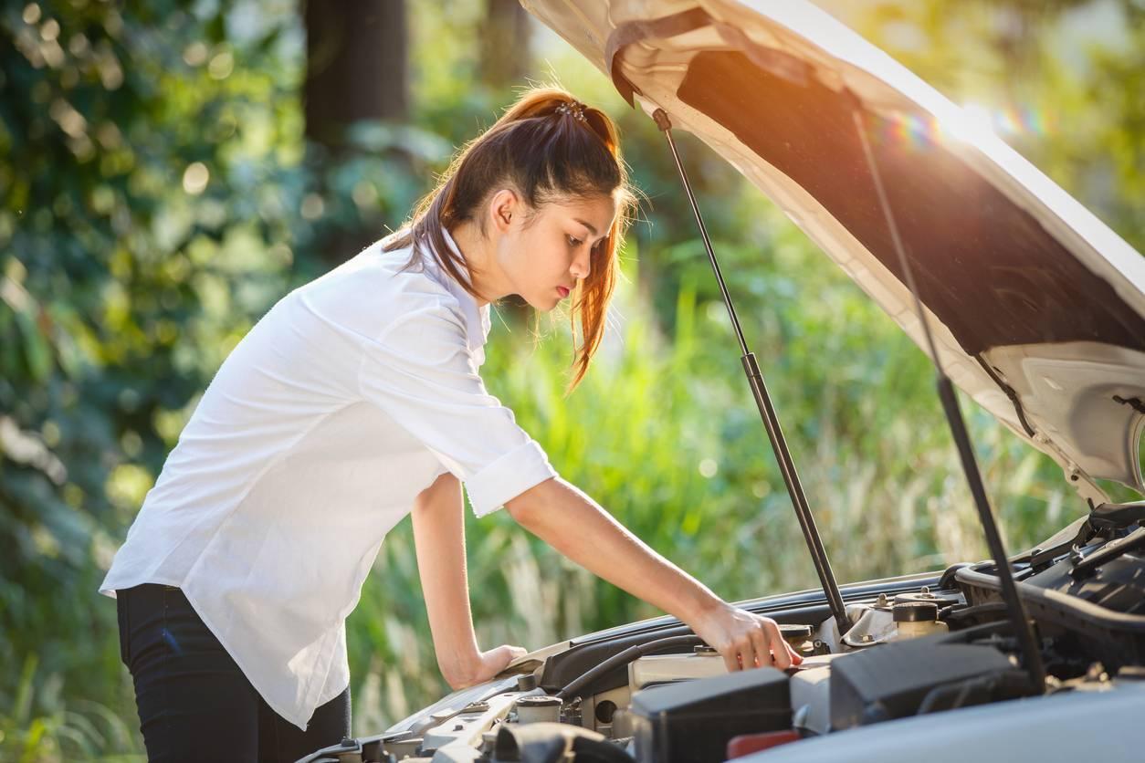 panne réparation véhicule